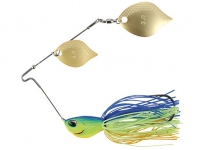 Spinnerbait DUO Cambio Double Blade 10.5g J018 Blue Back Chart