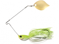 Spinnerbait DUO Cambio Single Blade 10.5g J017 Pearl Chart