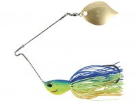 Spinnerbait DUO Cambio Single Blade 10.5g J018 Blue Back Chart
