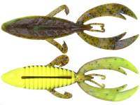 Spro Komodo Claw 9cm Chartreuse Belly