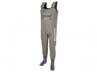 SPRO Neoprene Chest Waders with PVC Boots