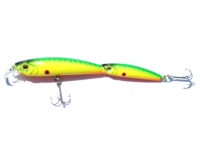 Strike Pro Twin Minnow 10cm 7.3g A17F Suspending