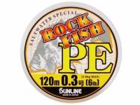 Sunline Rock Fish PE 120m