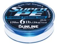 Sunline Super PE BlueBird 150m