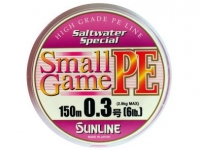 Sunline SWS Small Game PE 150m