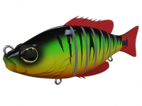 Swimbait Biwaa Seven Section 15cm 60g Fire Tiger