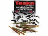 Taska Kwick LinQ Flexi Ring Swivels and Sleeves