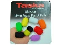 Taska Wazzup Foam Barrel Bait 12mm
