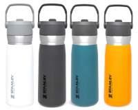 Termos Stanley GO Flip Straw Water Bottle 0.65L