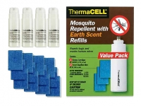 ThermaCELL Mosquito Repellent Refills E4