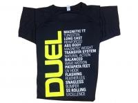 Tricou Duel Black