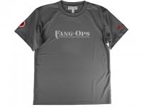 Tricou DUO Fangbait T-shirt Grey