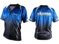 Tricou Okuma Blue Polo Shirt