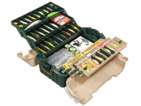 Cutie Plano Hip Roof Tackle Box