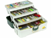 Cutie Plano Three Tray Tackle Box