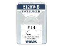 Carlige Varivas Fly 2120WB 1x-2x Fine Barbless