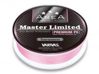 Fir textil Varivas Super Trout Master PE Pink 75m