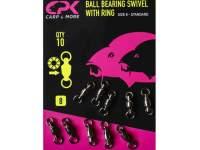 Vartej cu rulment CPK Ball Bearing Swivel With Ring