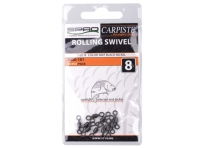 Vartej SPRO Carpiste Rolling Swivel Non Reflect