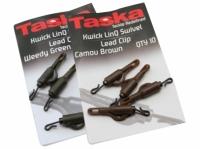 Clips plumb pierdut Taska Kwick Linq Swivel Lead Clip