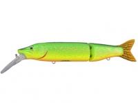 Vobler SPRO Kaminari Pike Short Lip 14.5cm 36g Firetiger