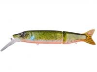 Vobler SPRO Kaminari Pike Short Lip 14.5cm 36g SL Green Ghost