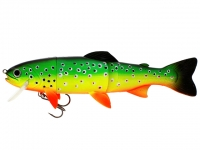 Vobler Westin Tommy the Trout 15cm 40g Crazy Firetiger