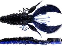 Westin CreCraw Creaturebait 10cm 12g Black and Blue