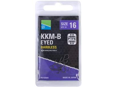 Carlige Preston KKM-B Barbless