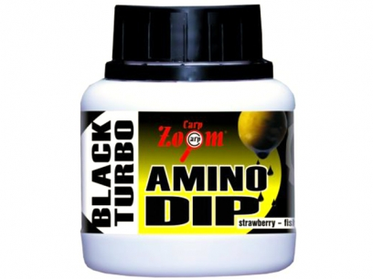 Carp Zoom dip Black Turbo Amino