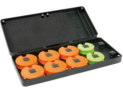 Cutie monturi Fox F-Box Magnetic Disc & Rig Box System Medium