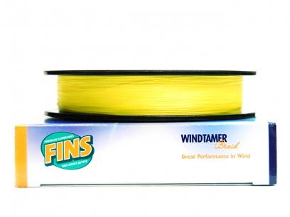 Fins Windtamer Spectra Yellow 137m