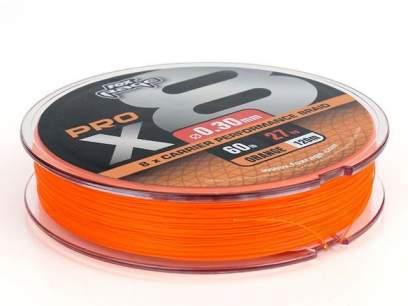 Fir textil Rage Pro X8 120m Orange