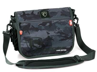 Geanta Fox Rage Voyager Camo Edition Messenger Bag