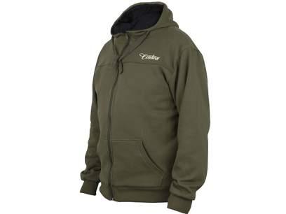 Hanorac Century Premium Zip Hoody Green