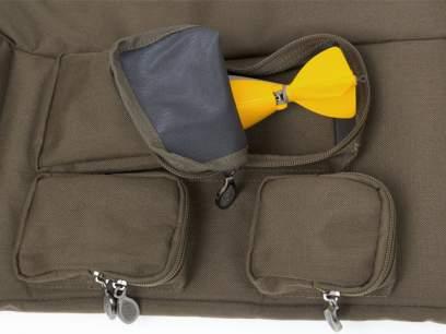 Husa lansete Fox Voyager 12ft 3+3 Rod Case