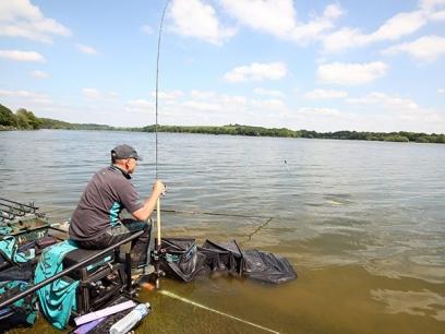Lanseta Drennan Acolyte Plus Float Rod 13ft