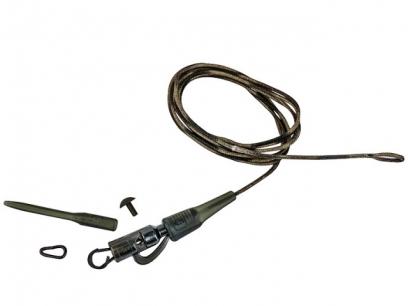 Montura Prologic Safety Clip Quick Change Link Hollow Leader