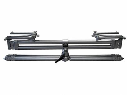 Nick 95 Evolution Gray Titan Tubes & Gray Titan Joints