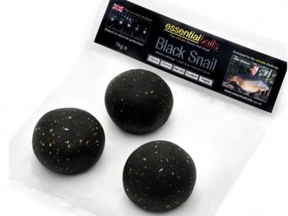 Pasta boilies Black Snail 500g