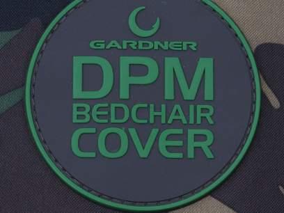 Patura Gardner DPM Bedchair Cover Camo