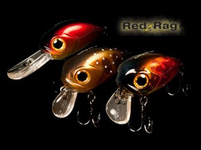 Pontoon21 RedRag 842 3.6cm 6.1g Floating MDR