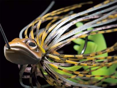 Spinnerbait Megabass i-Spin Double Willow 10.5g Yoshinobori