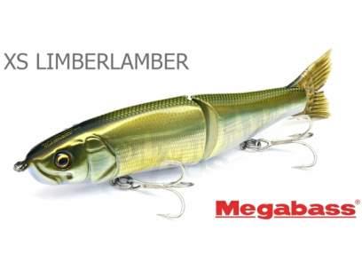 Vobler Megabass XS Super LimberLamber 15.7cm 46g BASS FS