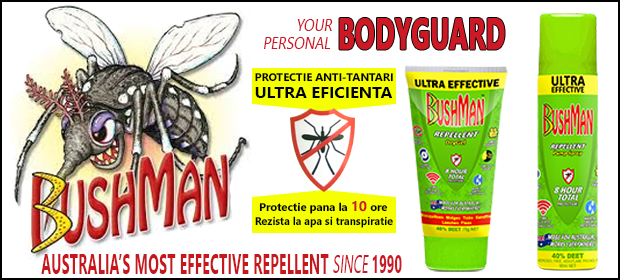 Bushman repellent ro