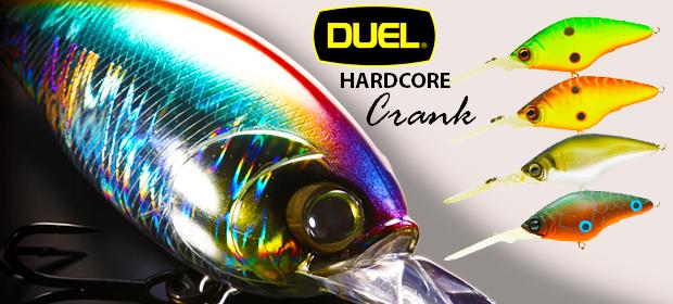 DUEL Hardcore Crank