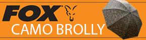 Fox Camo Brolly