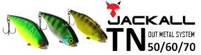 Jackall TN lures