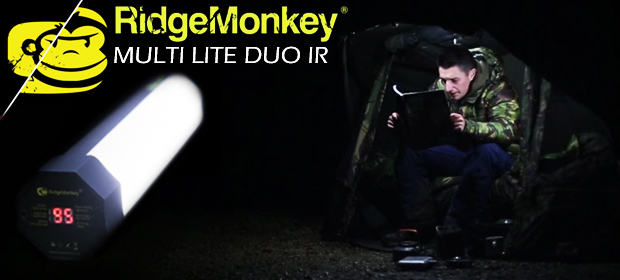 RidgeMonkey Multi Lite Duo IR