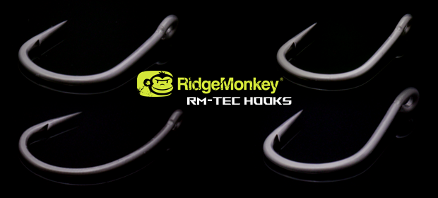 RidgeMonkey RM-Tec Hooks
